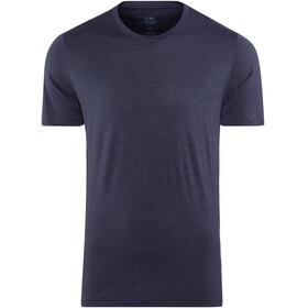 Icebreaker Tech Lite Kortærmet T-shirt Herrer blå